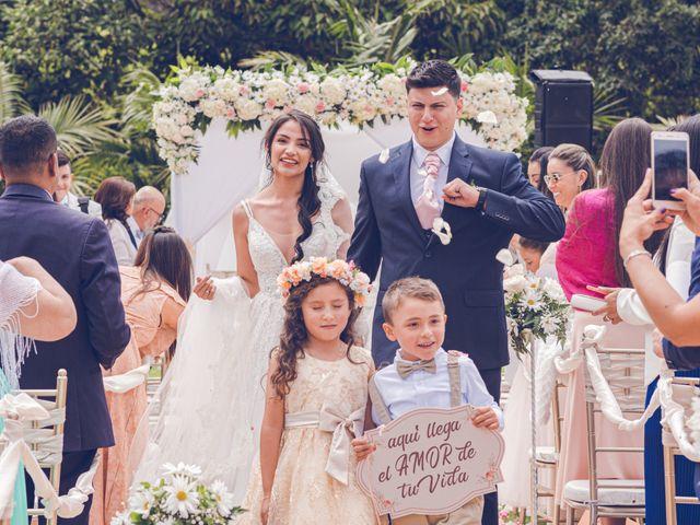 El matrimonio de Daniel y Jessica en Cota, Cundinamarca 57