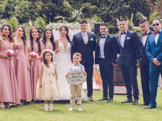 El matrimonio de Daniel y Jessica en Cota, Cundinamarca 58