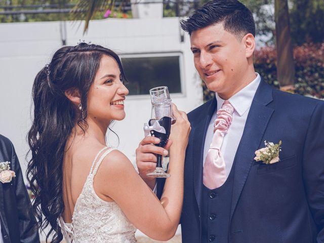 El matrimonio de Daniel y Jessica en Cota, Cundinamarca 65