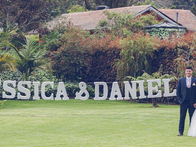 El matrimonio de Daniel y Jessica en Cota, Cundinamarca 66