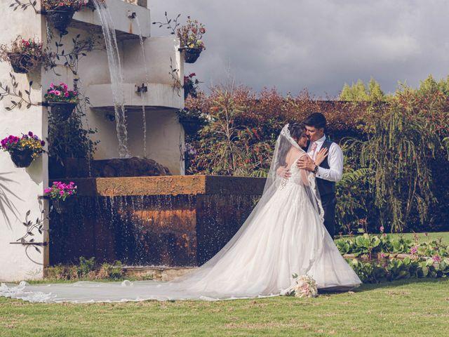 El matrimonio de Daniel y Jessica en Cota, Cundinamarca 70