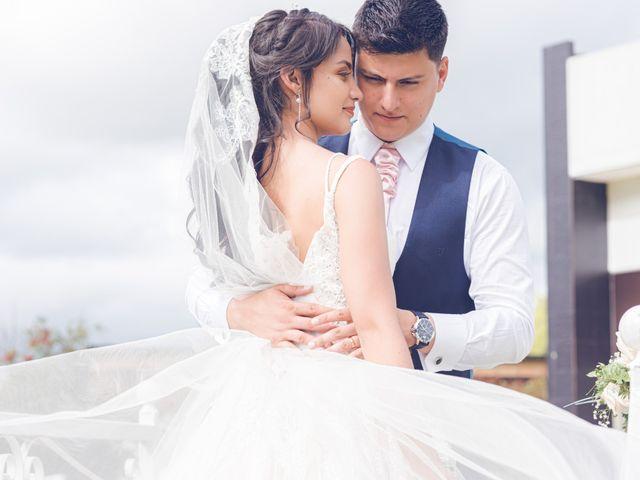 El matrimonio de Daniel y Jessica en Cota, Cundinamarca 72