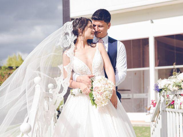 El matrimonio de Daniel y Jessica en Cota, Cundinamarca 75