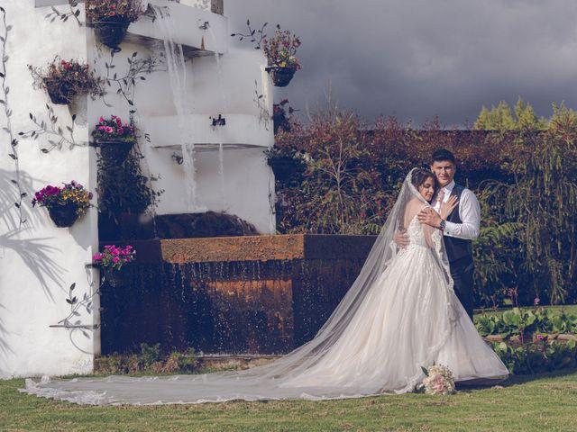 El matrimonio de Daniel y Jessica en Cota, Cundinamarca 79