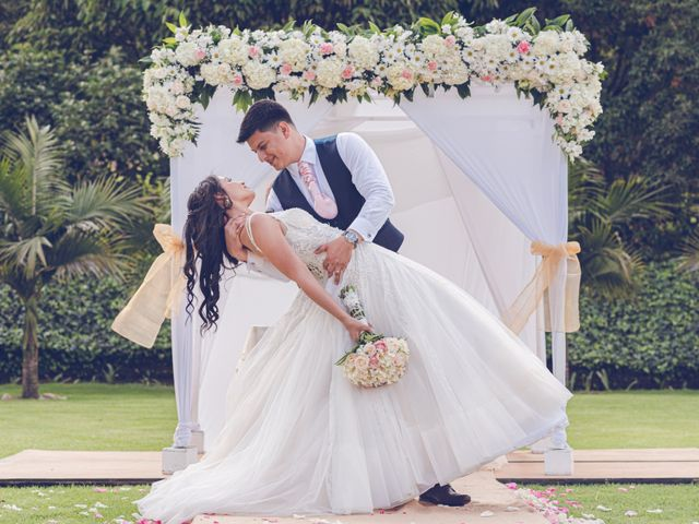 El matrimonio de Daniel y Jessica en Cota, Cundinamarca 80