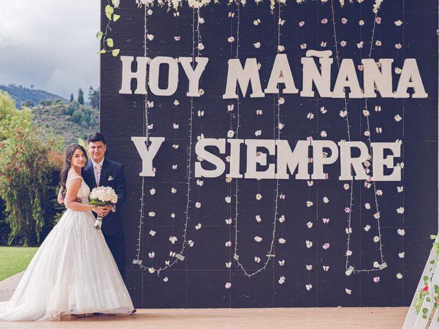 El matrimonio de Daniel y Jessica en Cota, Cundinamarca 81
