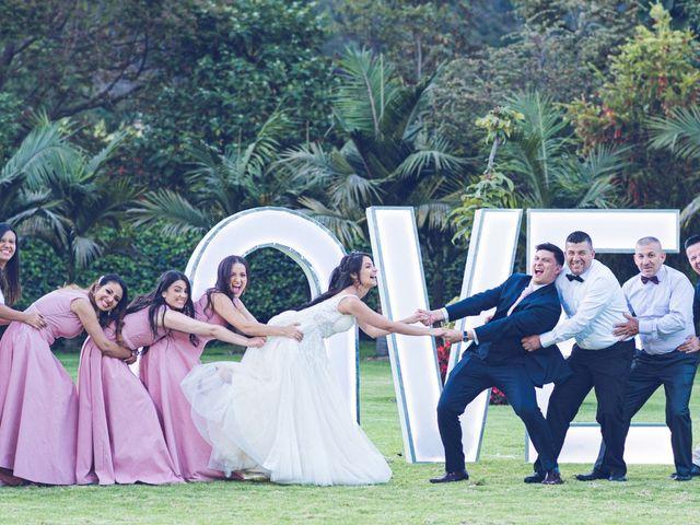 El matrimonio de Daniel y Jessica en Cota, Cundinamarca 86
