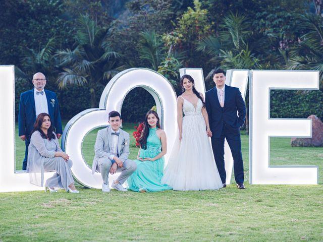 El matrimonio de Daniel y Jessica en Cota, Cundinamarca 87