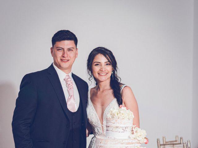 El matrimonio de Daniel y Jessica en Cota, Cundinamarca 88