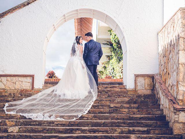 El matrimonio de Daniel y Jessica en Cota, Cundinamarca 97