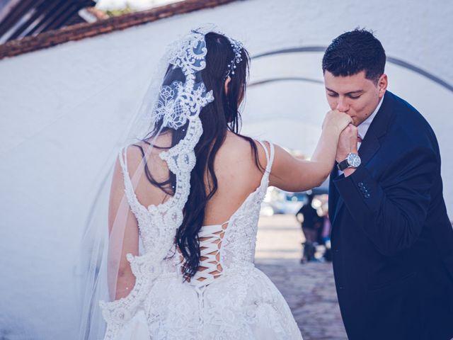 El matrimonio de Daniel y Jessica en Cota, Cundinamarca 100
