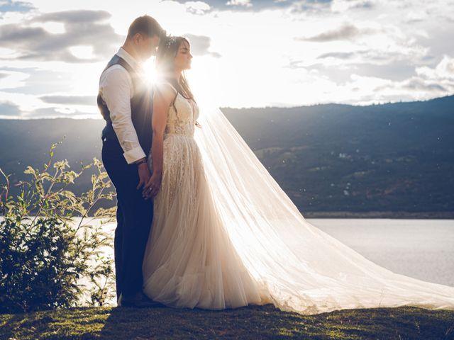 El matrimonio de Daniel y Jessica en Cota, Cundinamarca 102