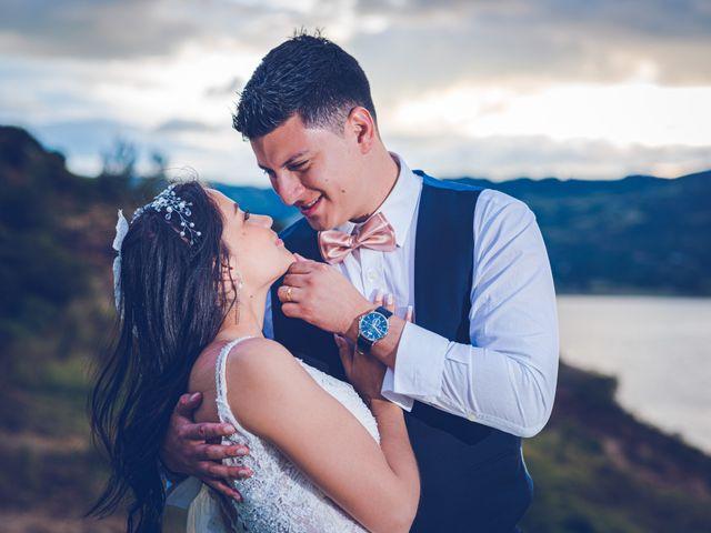 El matrimonio de Daniel y Jessica en Cota, Cundinamarca 106
