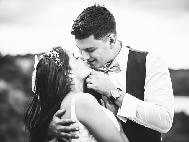 El matrimonio de Daniel y Jessica en Cota, Cundinamarca 107