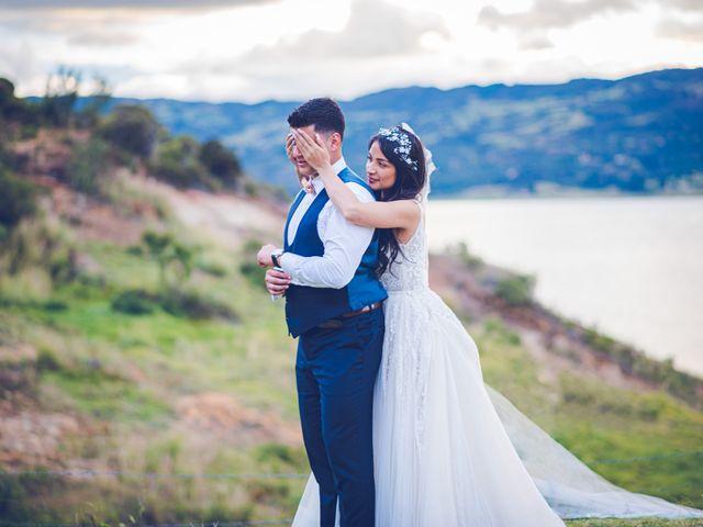 El matrimonio de Daniel y Jessica en Cota, Cundinamarca 108