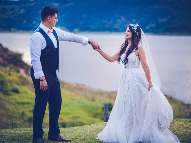 El matrimonio de Daniel y Jessica en Cota, Cundinamarca 109