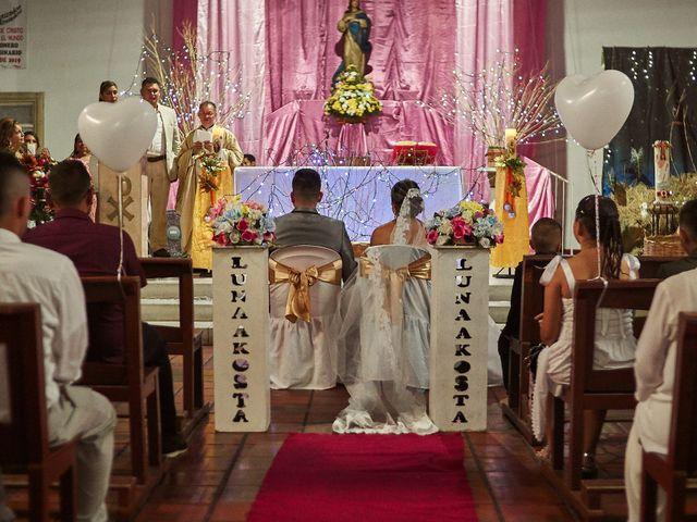 El matrimonio de Andres y Maria en Ibagué, Tolima 7