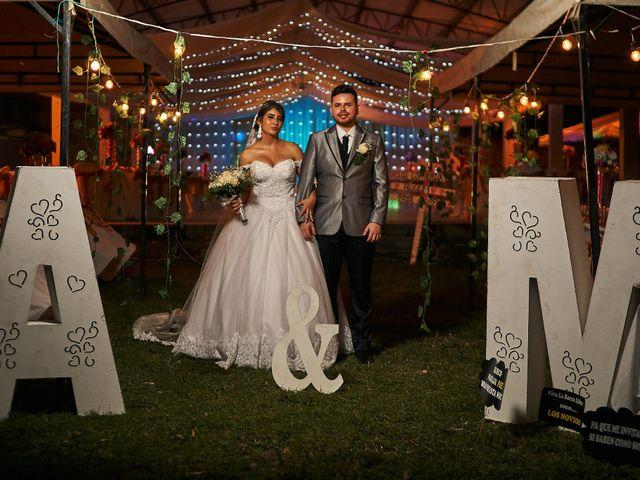El matrimonio de Maria y Andres