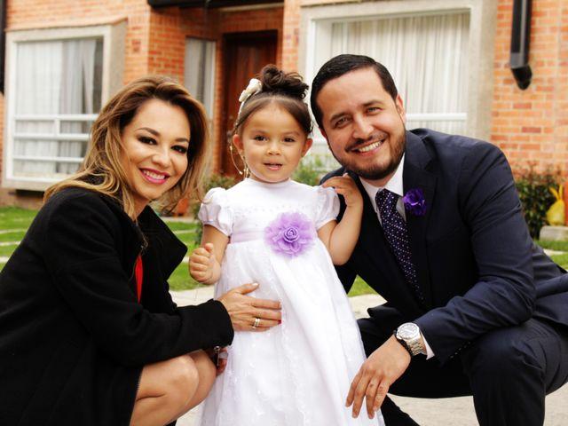 El matrimonio de Luis y Erika en Sopó, Cundinamarca 5