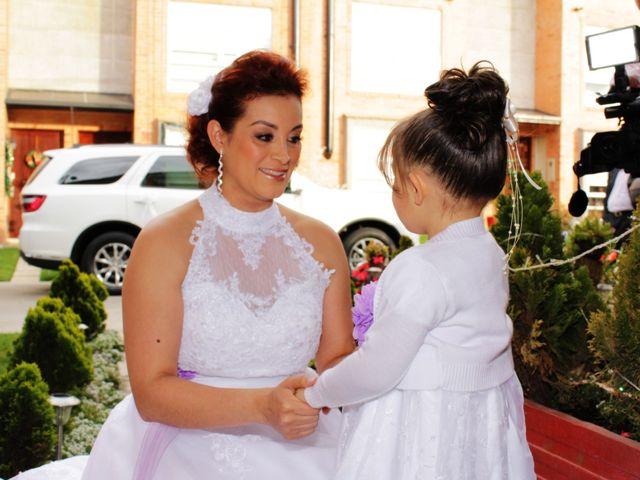 El matrimonio de Luis y Erika en Sopó, Cundinamarca 10