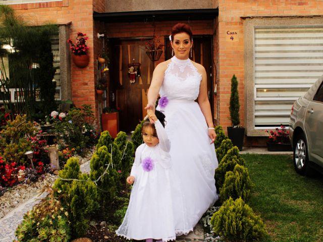 El matrimonio de Luis y Erika en Sopó, Cundinamarca 12