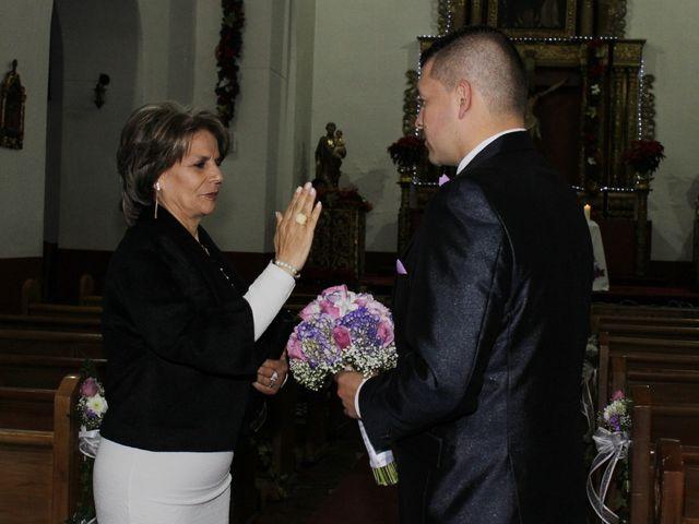 El matrimonio de Luis y Erika en Sopó, Cundinamarca 14