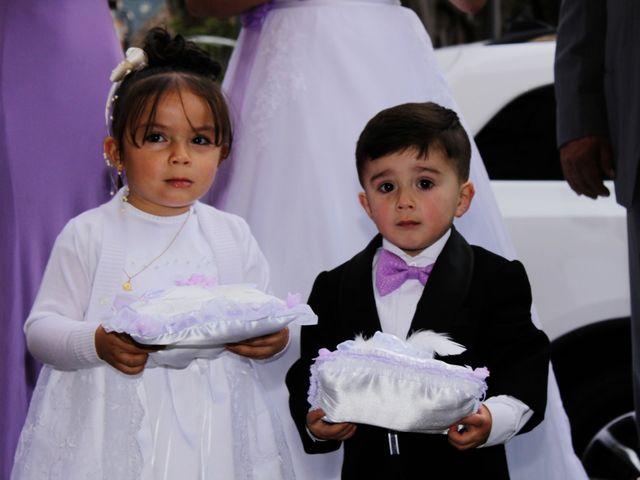 El matrimonio de Luis y Erika en Sopó, Cundinamarca 15