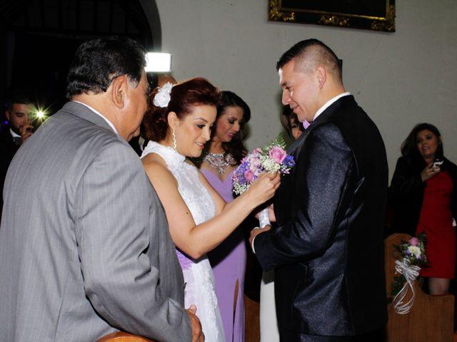 El matrimonio de Luis y Erika en Sopó, Cundinamarca 17