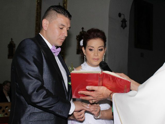 El matrimonio de Luis y Erika en Sopó, Cundinamarca 18