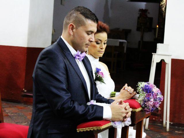 El matrimonio de Luis y Erika en Sopó, Cundinamarca 20