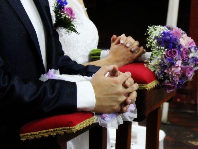 El matrimonio de Luis y Erika en Sopó, Cundinamarca 21