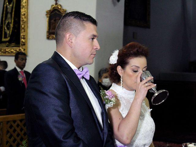 El matrimonio de Luis y Erika en Sopó, Cundinamarca 22