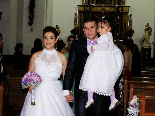 El matrimonio de Luis y Erika en Sopó, Cundinamarca 24