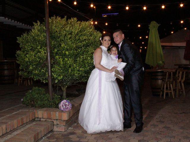 El matrimonio de Luis y Erika en Sopó, Cundinamarca 36