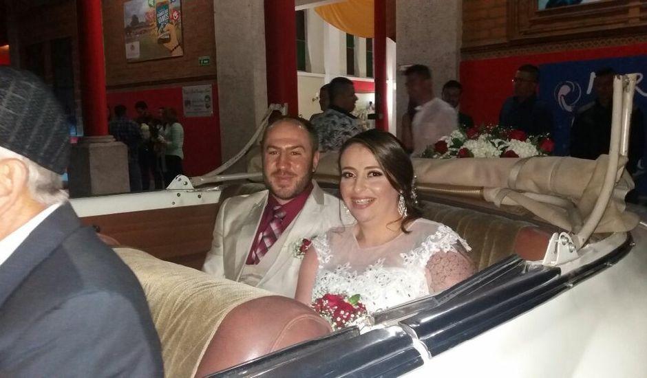 El matrimonio de Xiomara y Arnobi en La Ceja, Antioquia