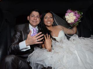 El matrimonio de Keli y Alan