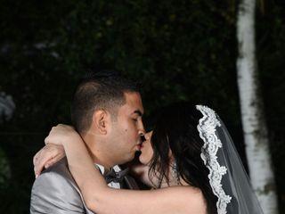 El matrimonio de Laura y Anderson 1