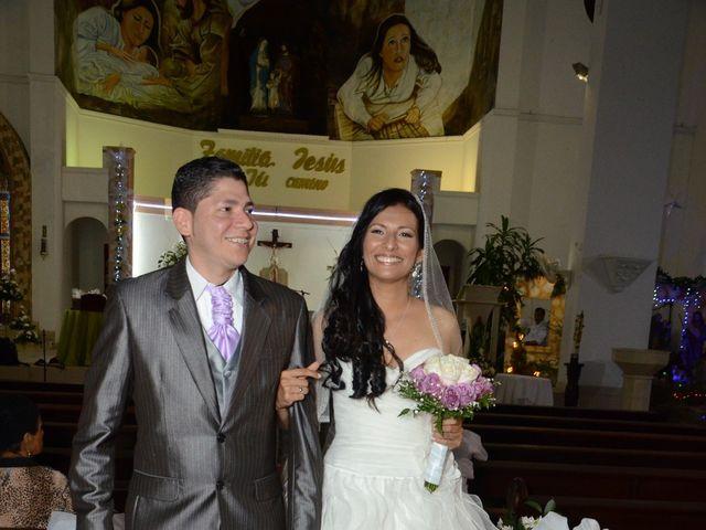 El matrimonio de Alan  y Keli en Barranquilla, Atlántico 11
