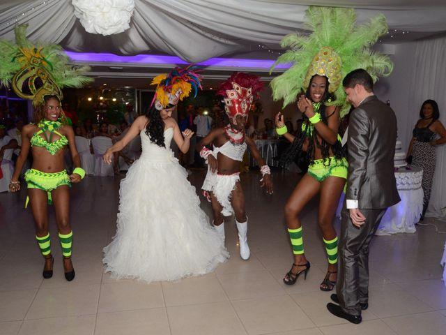 El matrimonio de Alan  y Keli en Barranquilla, Atlántico 52