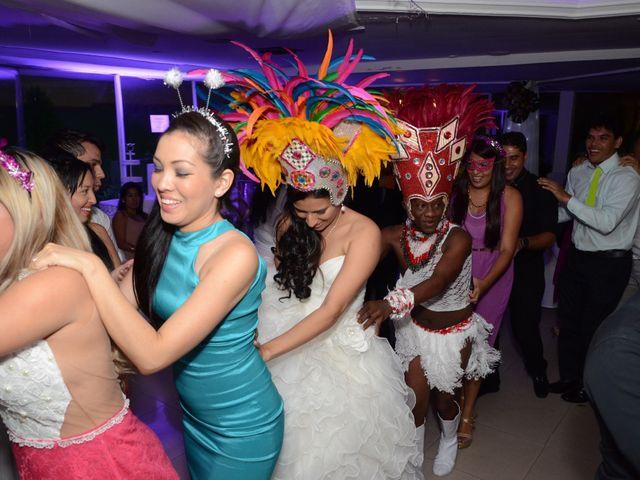 El matrimonio de Alan  y Keli en Barranquilla, Atlántico 53