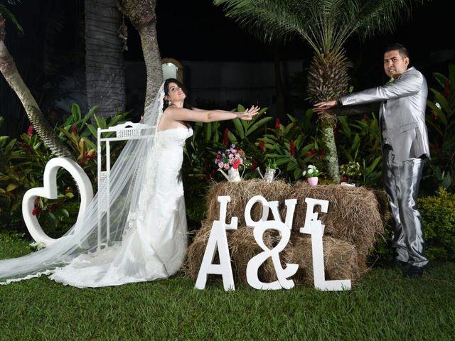 El matrimonio de Laura y Anderson
