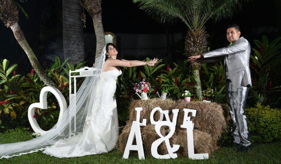 El matrimonio de Anderson y Laura en Cali, Valle del Cauca