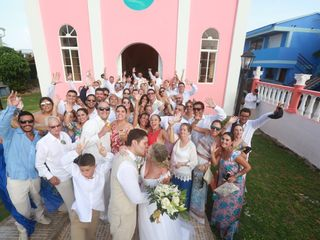 El matrimonio de Juli y Sebas 3