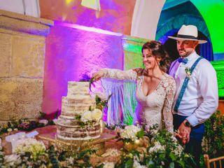 El matrimonio de Laura y Christ 1