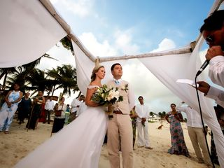 El matrimonio de Juli y Sebas