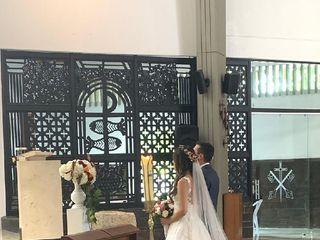 El matrimonio de Santiago y Natalia  1