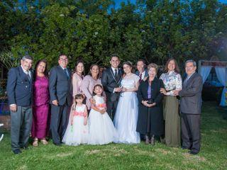 El matrimonio de Sergio  y Ximena 2