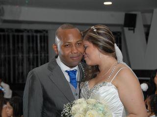 El matrimonio de Milena y Eder 1