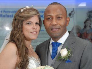 El matrimonio de Milena y Eder