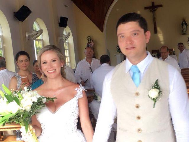 El matrimonio de Sebas y Juli en San Andrés, Archipiélago de San Andrés 1